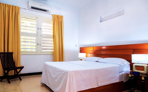 Know and reserve excellent casas particulares, apartments and rooms through all the Island of Cuba.