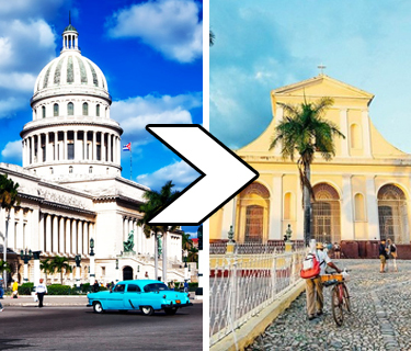 Sightseeing Transfer from Havana to Trinidad